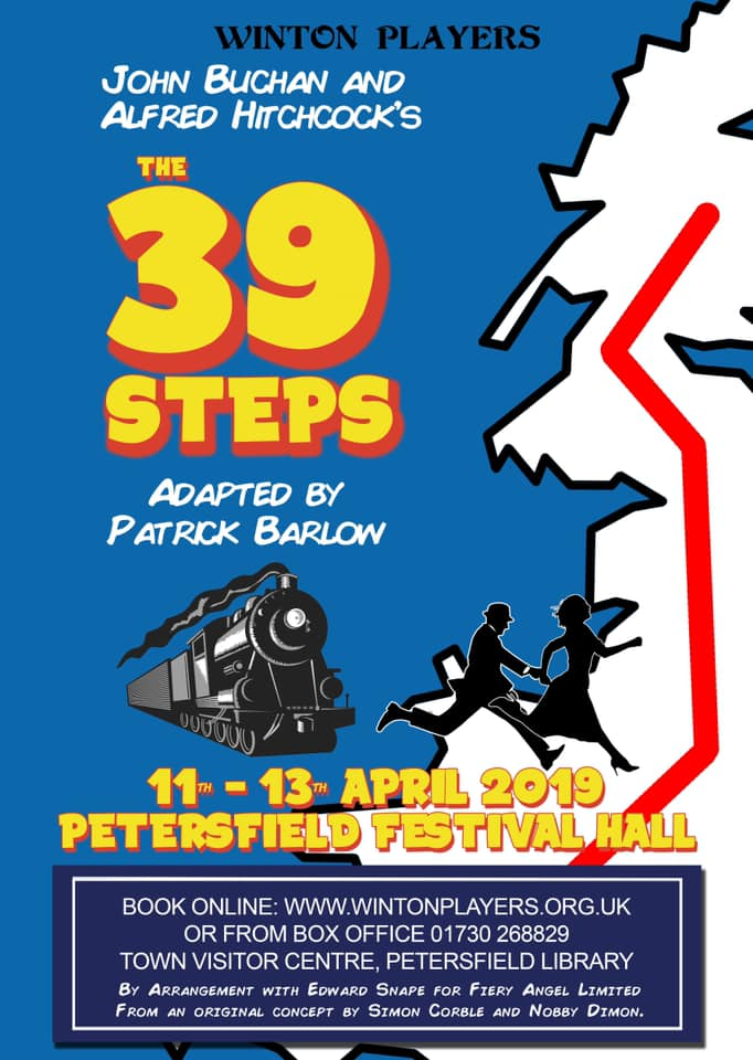 The 39 Steps - poster