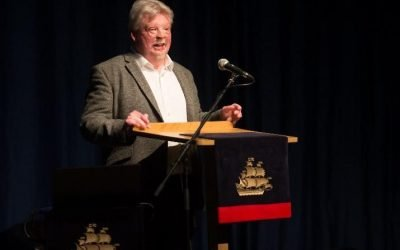 Falklands veteran Simon Weston CBE