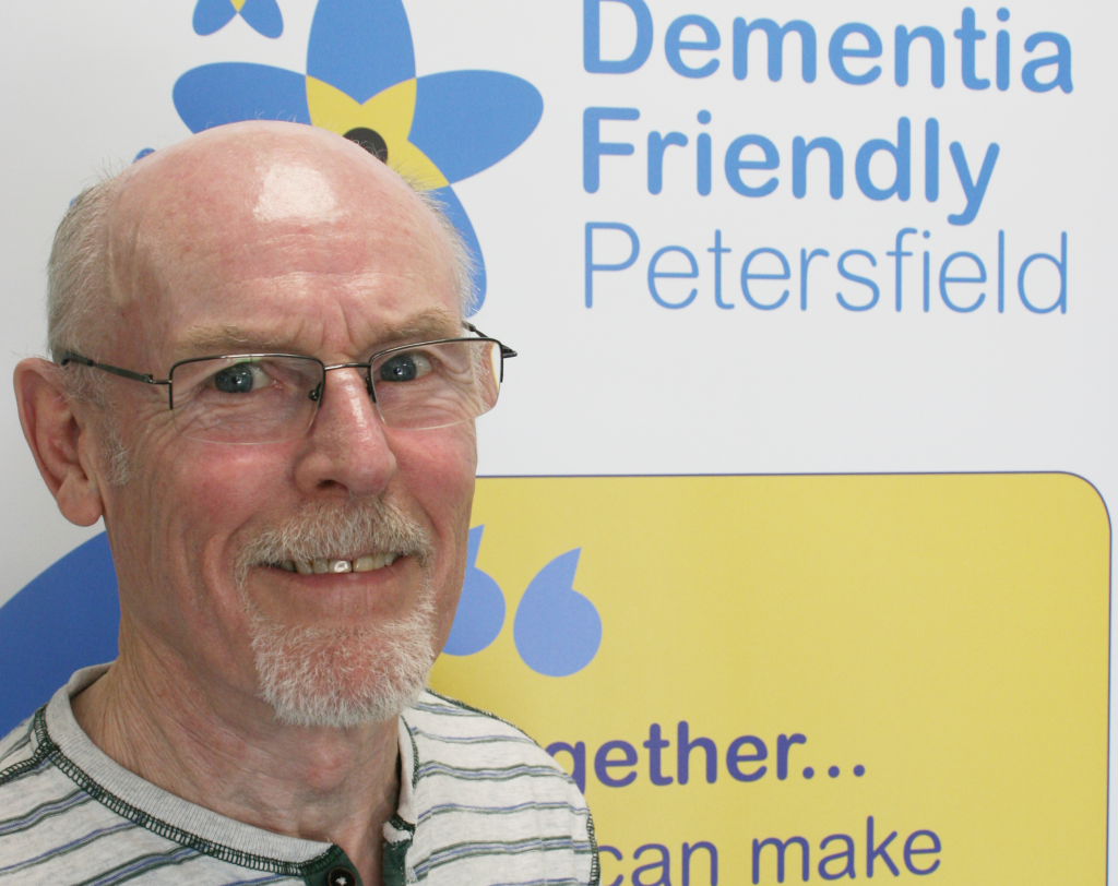 Jeff Williams - Dementia Friendly Petersfield