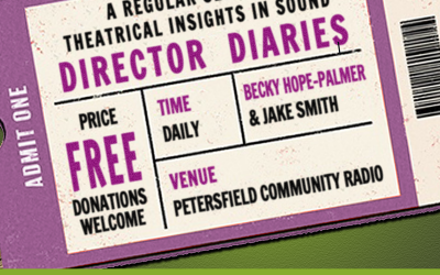 Director diaries: first thoughts after a world premiere in Petersfield