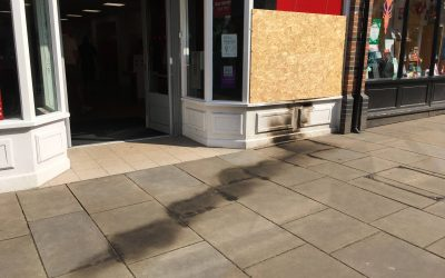 NEWS: Bank boarded after Rams raid