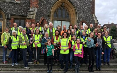 A litter pick with a purpose