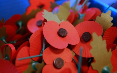 Petersfield Remembrance Day parade 2019