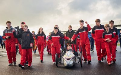 Greenpower is way forward for TPS pupils
