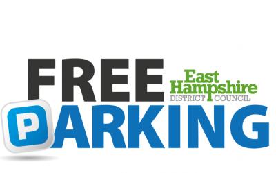 Free parking on Sunday