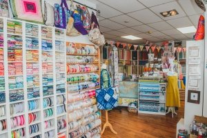 Sew Creative provides material benefits