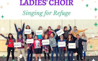 Petersfield women sing for charity