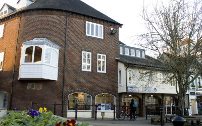 Have your say on the future of Petersfield library