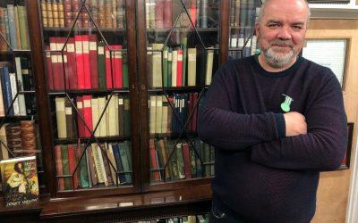Tumbleweed tweet turns to treat for Petersfield Bookshop