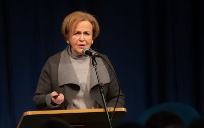 Listen to a Holocaust survivor's powerful testimony