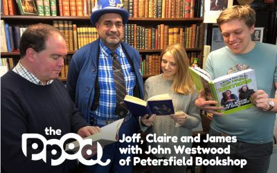 the P pod from Petersfield Bookshop – 4 February, 2020
