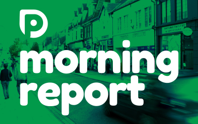 Morning Report – Wednesday 13 May