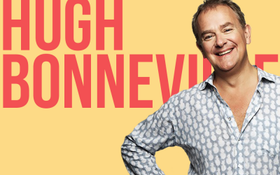 Two causes close to Hugh Bonneville's heart