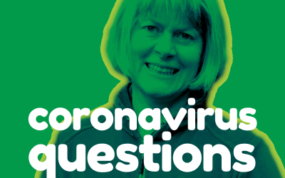 Coronavirus questions with Dr Penny Mileham