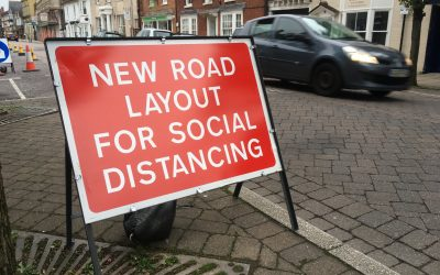 Petersfield's traffic and parking changes – your comments