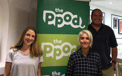 the return of the P pod – 8 September, 2020