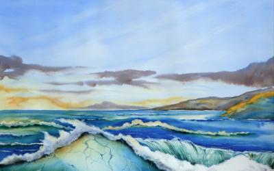 Meet Petersfield artist Sharon Hurst