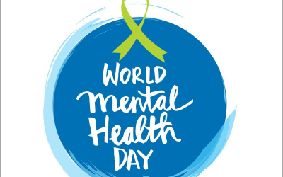 World Mental Health Day special with Harrison and Suzie