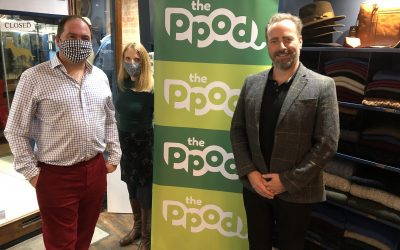 the P pod – 6 October, 2020
