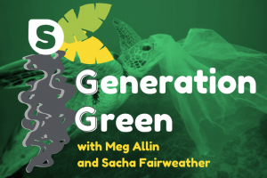 Generation Green - wide graphic