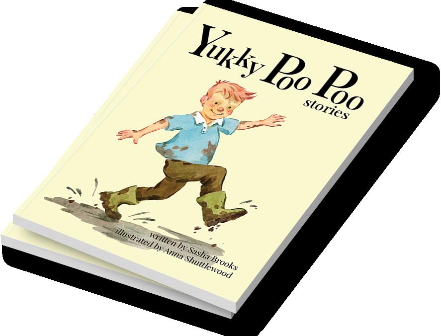 Yukky Poo Poo story book