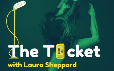 The Ticket – new arts and entertainment show