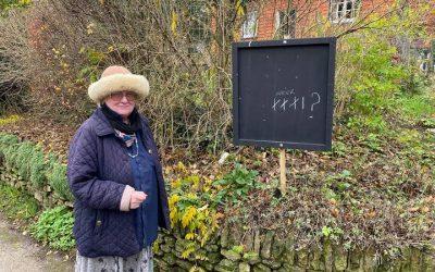 Claire McCutcheon of The Harrow Inn talks lockdown life and family history