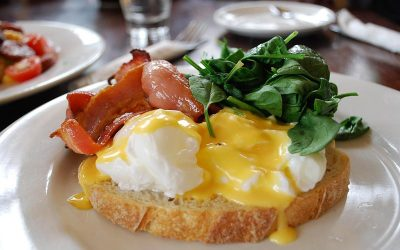 Valentines Day Brunch – quick and easy hollandaise